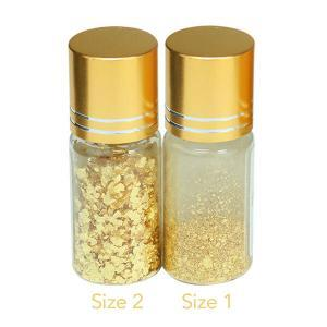 gold flakes 23k