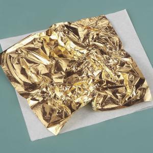 Imitation-gold-leaf