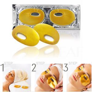 gold eye mask 24k