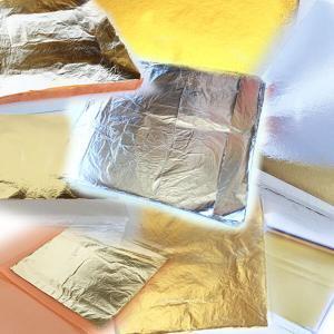 gold leaf sample