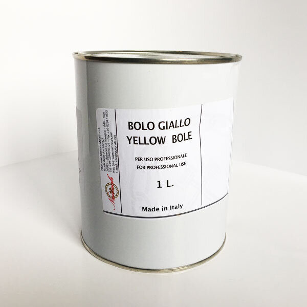 Gilders clay yellow