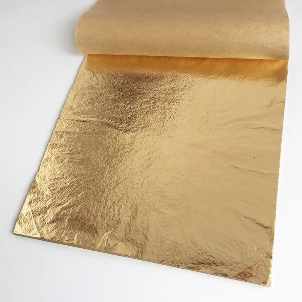 Gold Leaf Booklet Noris