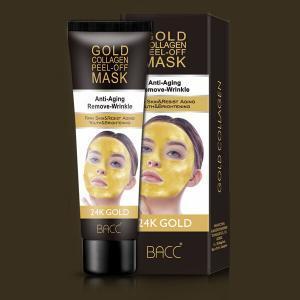 gold-mask-peel-off