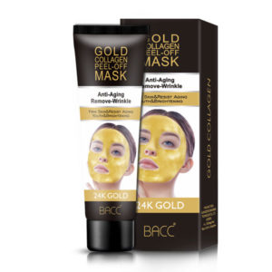 gold-mask-peel-off