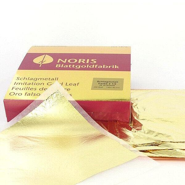 Noris gold leaf colour 2.5