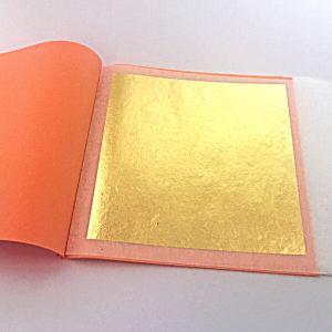 gold leaf booklet nz