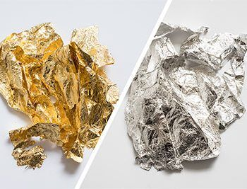 Edible Silver Flakes Size 0, Buy at Gold Leaf NZ
