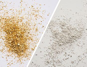 Edible Silver Flakes Size 2, Buy at Gold Leaf NZ