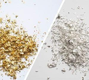 Edible Silver Flakes Size 3, Buy at Gold Leaf NZ