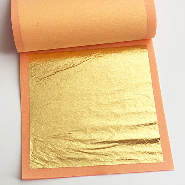edible gold leaf booklet nz