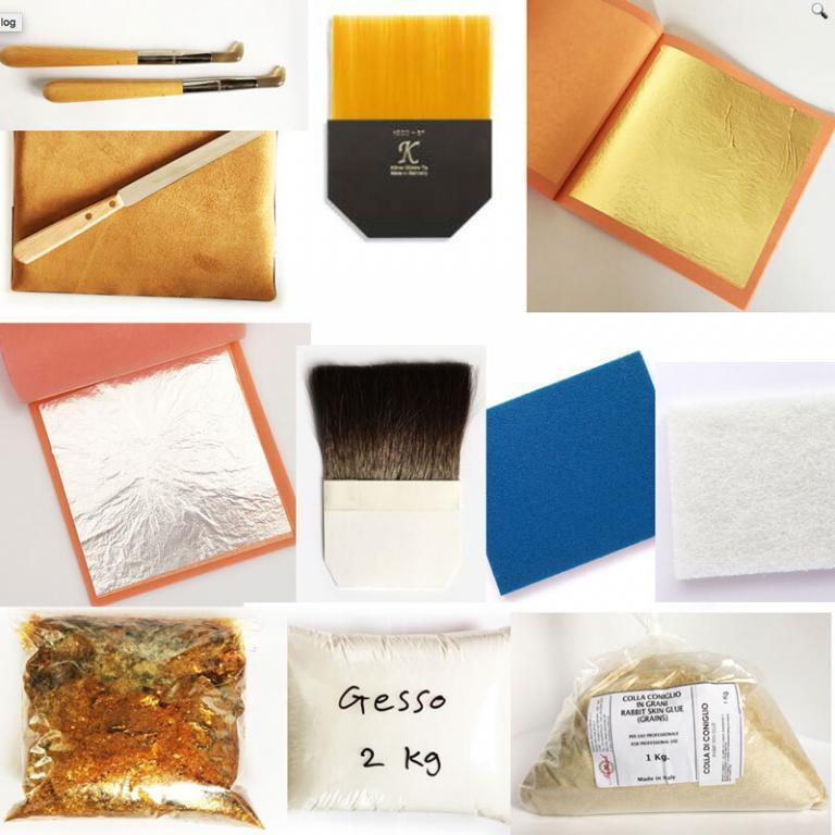gilding-kit-set