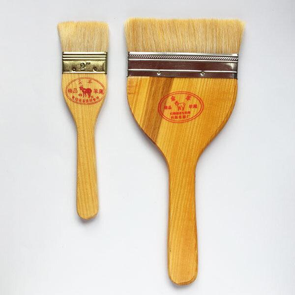 Gilders pure bristles brush