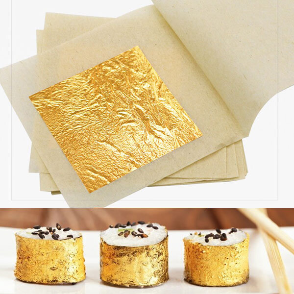 Edible Gold Leaf buy at Gold Leaf NZ