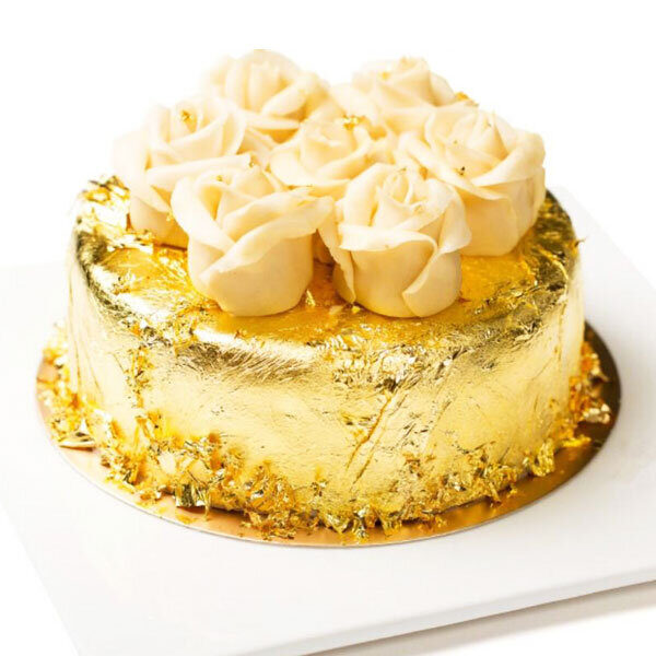 edible gold for cake