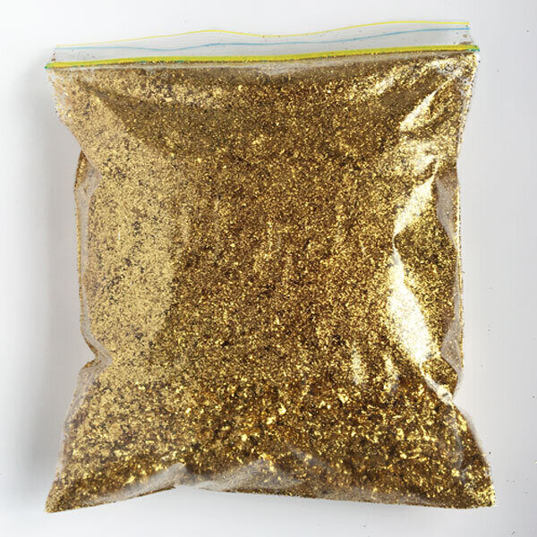 gold flakes 50g