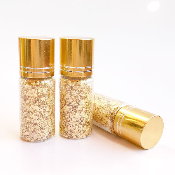 gold flakes size 2