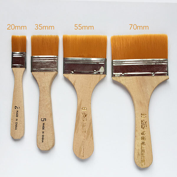 gilder's brush