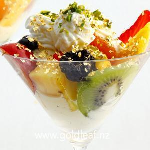 gold-flakes-on-ice-cream-glass-buy-at-gold-leaf-nz