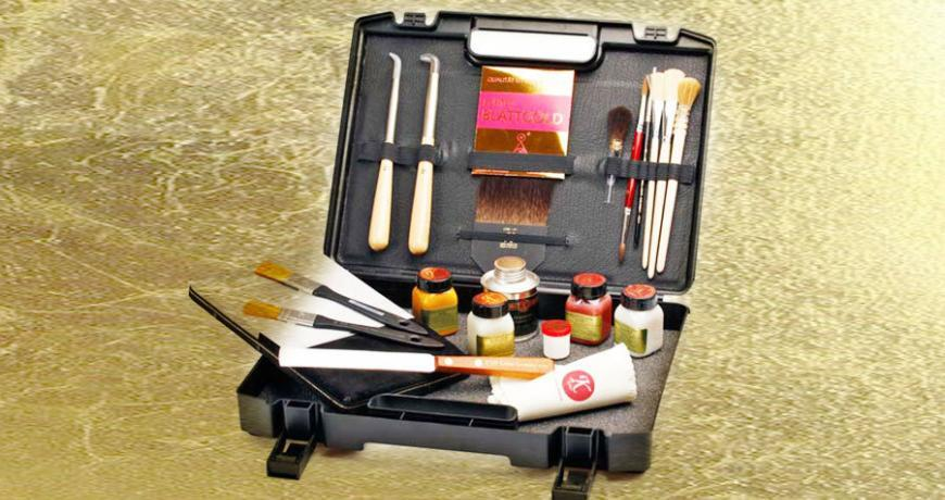 choosing gilding adhesive