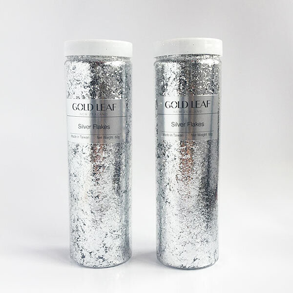 silver flakes nz