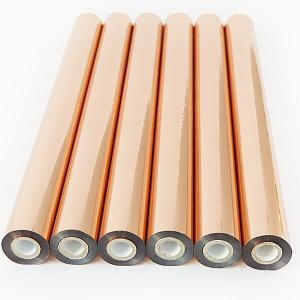 copper hot stamping foil