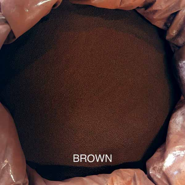 Brown Oxide Pigment For Concrete Coloring Buy At Gold Leaf NZ