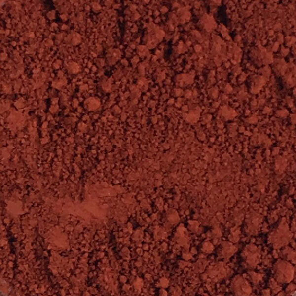 red iron oxide pigment