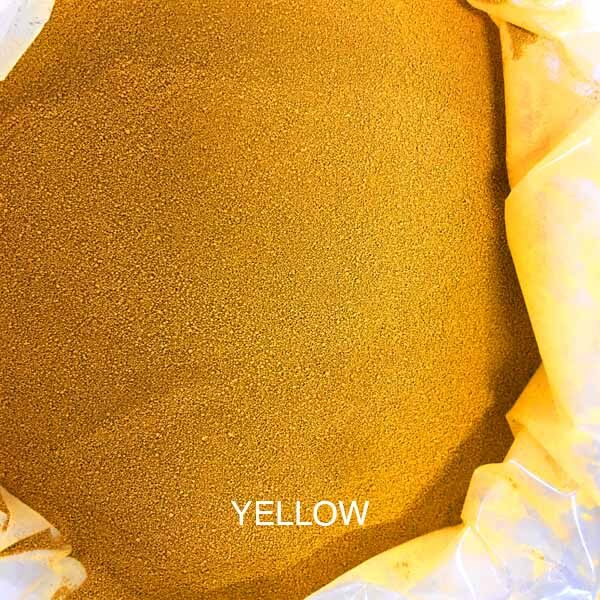 Yellow Oxide Pigment For Concrete Coloring Buy At Gold Leaf NZ