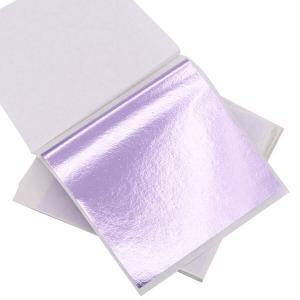 Peach purple foil buy at Gold leaf NZ