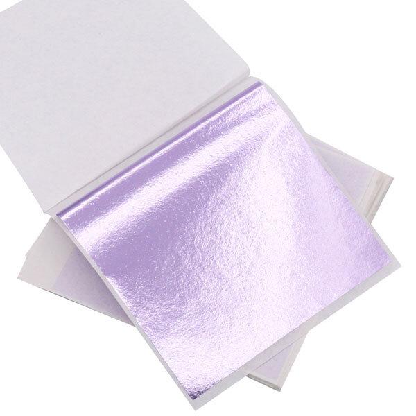 Peach purple foil buy at Gold leaf NZ