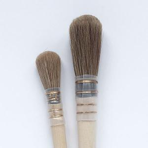 bole brush for gilders