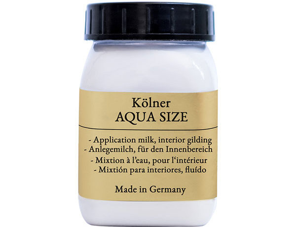 Aqua Size Kolner Gilding Size buy at Gold Leaf NZ
