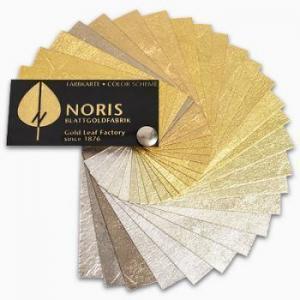 Noris genuine gold leaf
