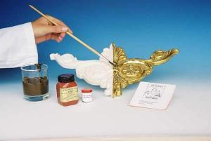 Water Gilding with KGGG System Fond, Buy now at Gold Leaf NZ