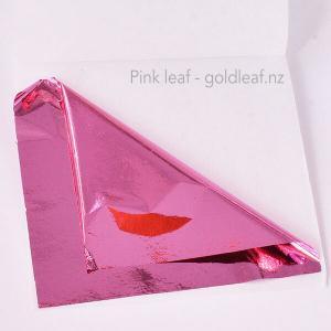 pink-leaf