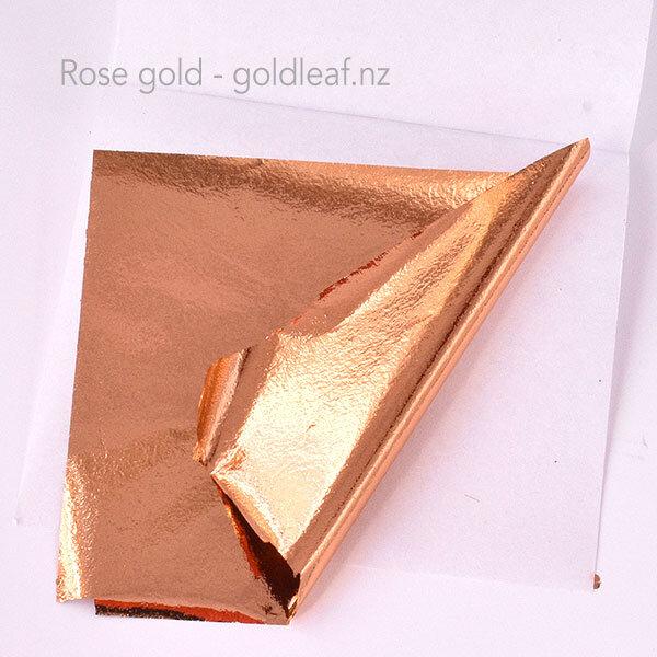 rose-gold-leaf