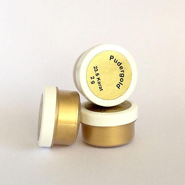 Gold Powder-23.5k Noris high quality gold buy at Gold Leaf NZ