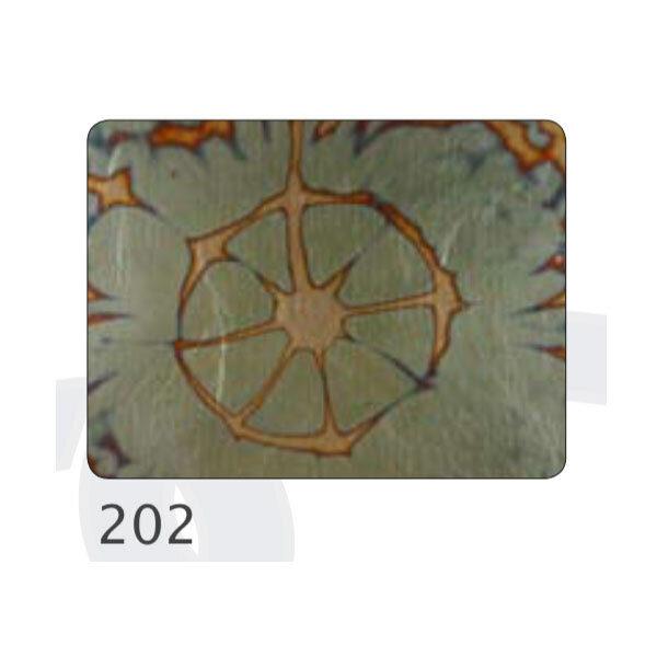 Variegated leaf by at Gold Leaf NZ 202