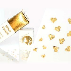 gold-hearts-23k-edible-gold-flakes
