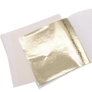 Light Gold Leaf for DIY Craft Projects Buy at Gold leaf NZ