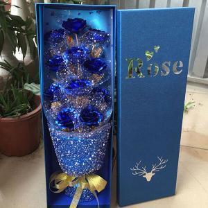 Blue Leaf for DIY and Beauty Salon buy at Gold Leaf NZ