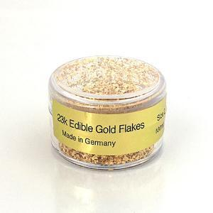 23k Edible Gold Flakes buy at Gold Leaf NZ