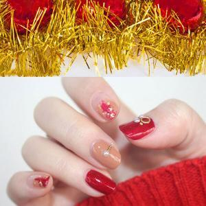 Red foil for DIY project buy at Gold Leaf NZ