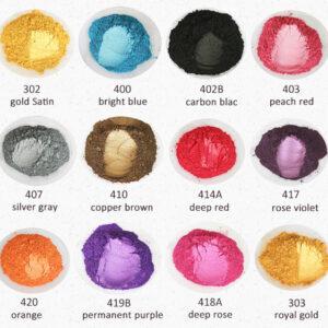Mica Powder buy at Gold Leaf NZ