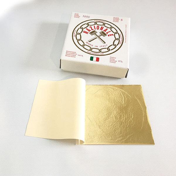 Gold Leaf Booklet Colour-2 Nazionale Buy at Gold Leaf NZ