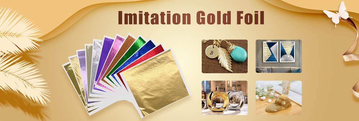 Rose Gold Leaf, Pink, Red for DIY Gilding buy at Gold Leaf NZ