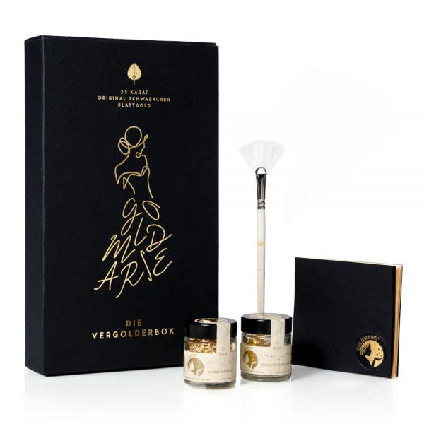 Goldmarie Gilders Box Buy Gold Leaf NZ