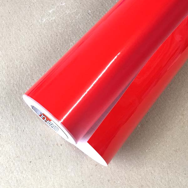 Self Adhesive Vinyl Oracal 651 Buy at Gold Leaf NZ Red
