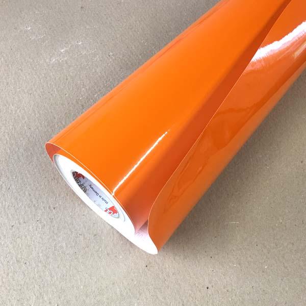 Self Adhesive Vinyl Oracal 651 Buy at Gold Leaf NZ Orange